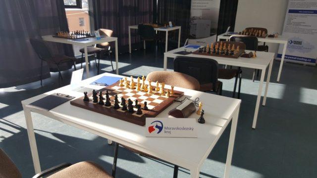 BT on-line šachovnice byly pořízeny za podpory Moravskoslezského kraje